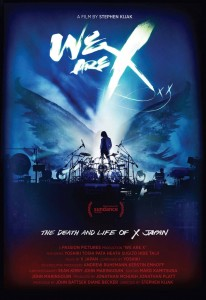 we are x film poster