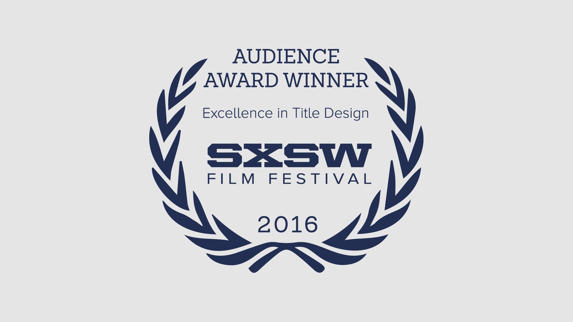 SXSW-award