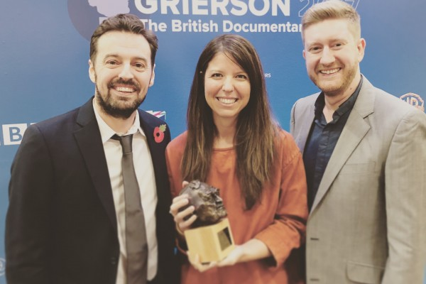 grierson awards
